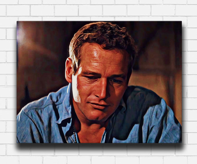 Cool Hand Luke Thinking Canvas Sets
