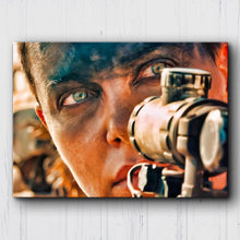 Load image into Gallery viewer, Mad Max Fury Road Time To Go Canvas Sets