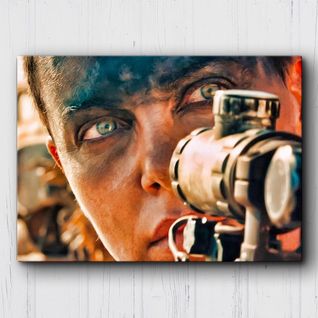 Mad Max Fury Road Time To Go Canvas Sets