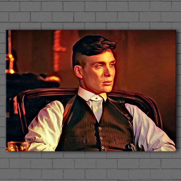 Peaky Blinders- Tommy Canvas Sets