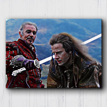 Load image into Gallery viewer, Highlander Training Canvas Sets
