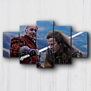 Highlander Training Canvas Sets