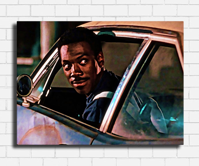 Beverly Hills Cop Trust Me Canvas Sets