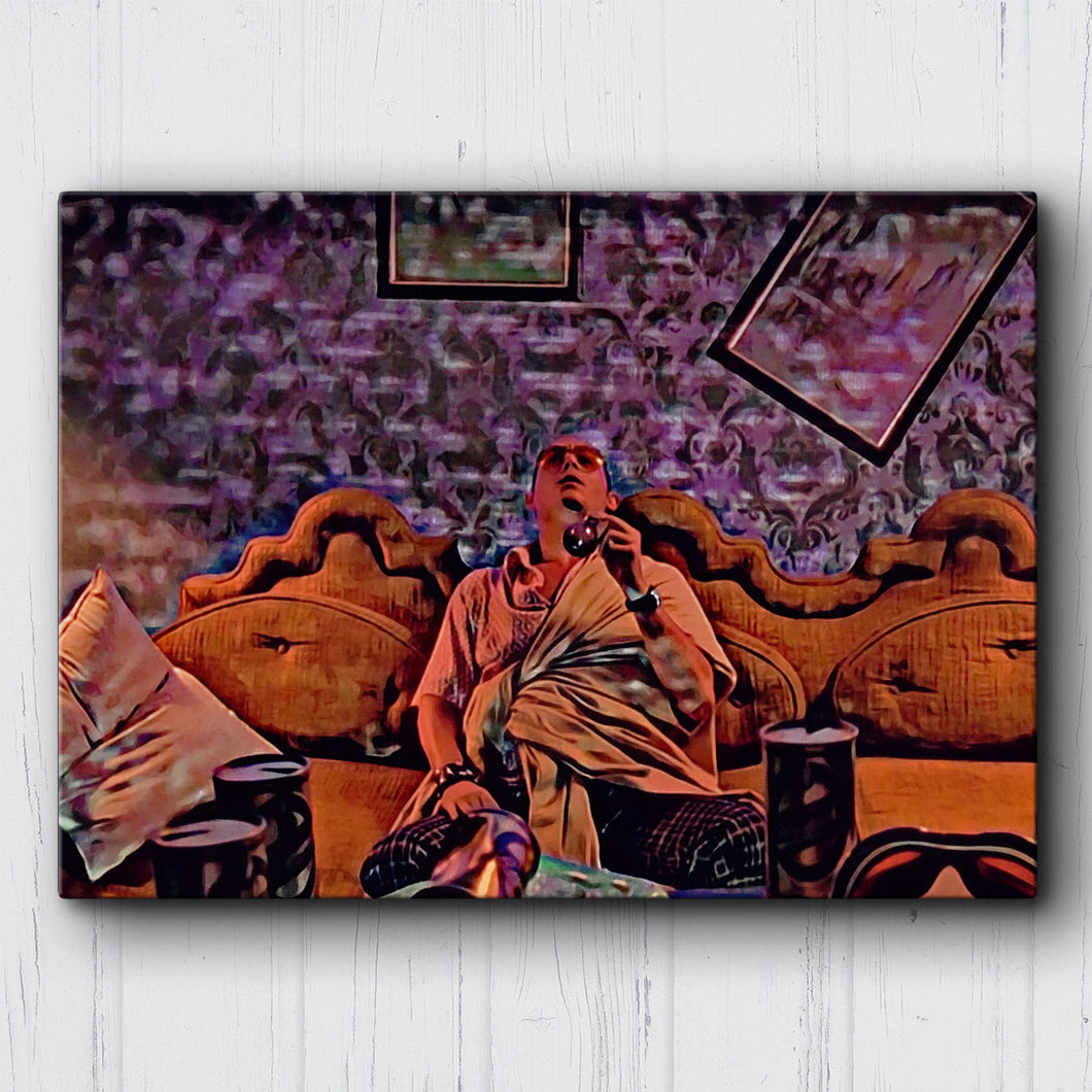 Fear And Loathing T.V. Canvas Sets