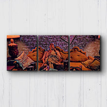 Load image into Gallery viewer, Fear And Loathing T.V. Canvas Sets