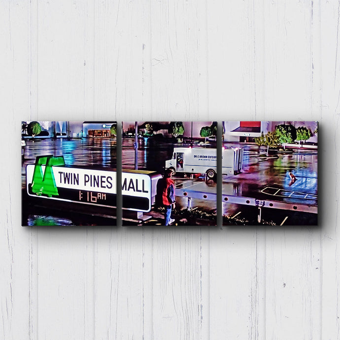 BTTF - Twin Pines Canvas Sets