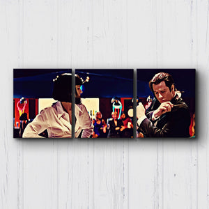 Pulp Fiction Twist Canvas Sets