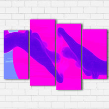 Load image into Gallery viewer, Vaporwave Ladies Canvas Sets