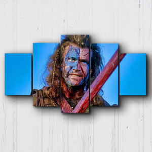 Braveheart Victory Canvas Sets