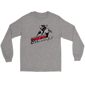 Tallahassee Tiger Sharks Long Sleeve T-Shirt