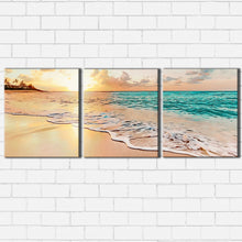 Load image into Gallery viewer, Walk On The Beach Canvas Sets