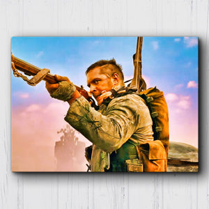Mad Max Fury Road War Canvas Sets