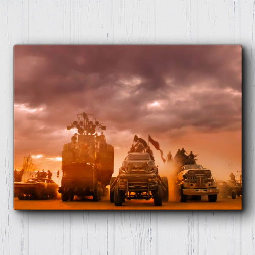 Mad Max Fury Road War Party Canvas Sets