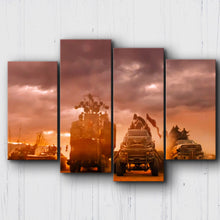 Load image into Gallery viewer, Mad Max Fury Road War Party Canvas Sets