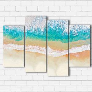 Waterfront Canvas Set