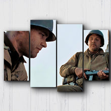Load image into Gallery viewer, Saving Private Ryan We All Can Go Home Canvas Sets