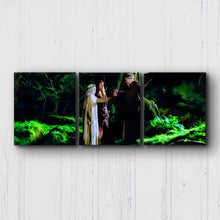 Load image into Gallery viewer, Braveheart Wedding Canvas Sets