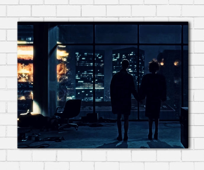 Fight Club Weird Time Canvas Sets