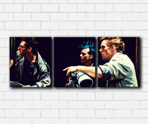 Terminator 1984 Nice Night For A Walk Canvas Sets