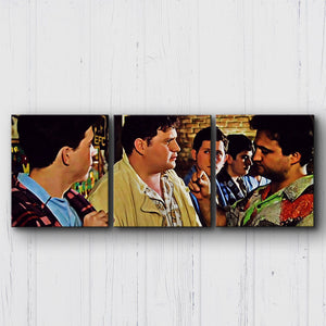 Animal House Flounder Canvas Sets