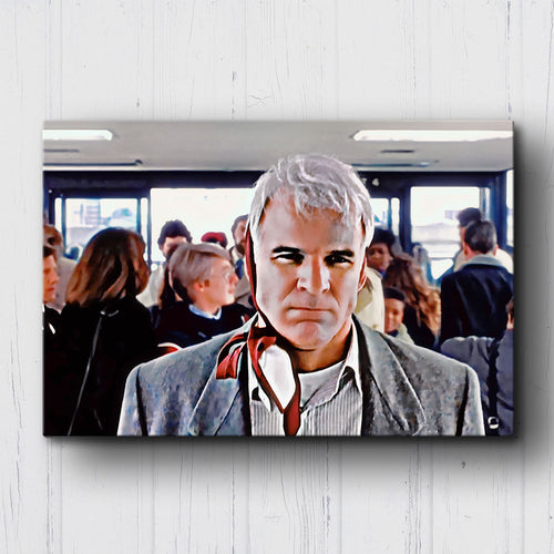 Planes Trains & Automobiles Messing With The Wrong Guy Canvas Sets