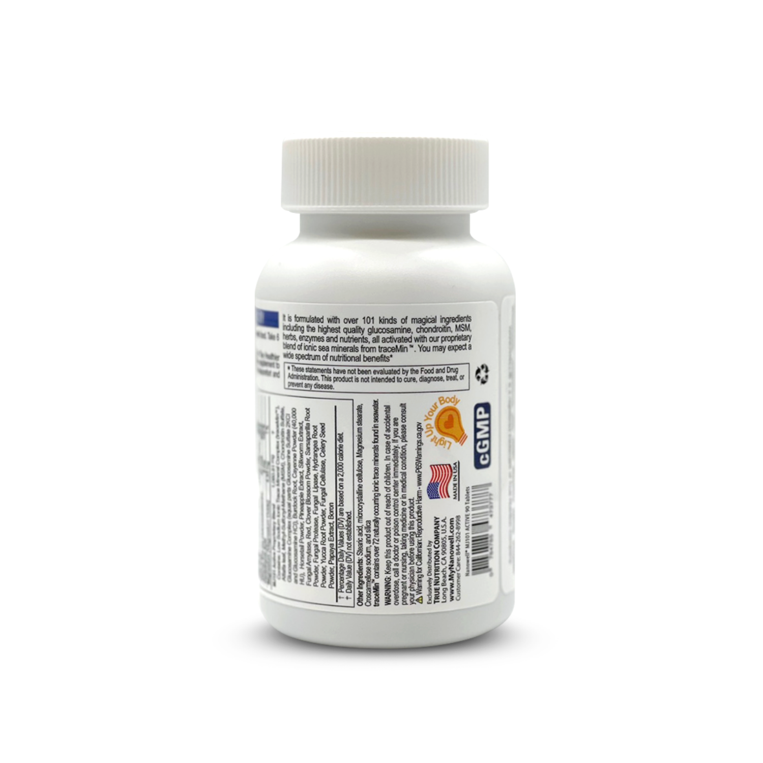 MJ101 Small (90 Tablets)