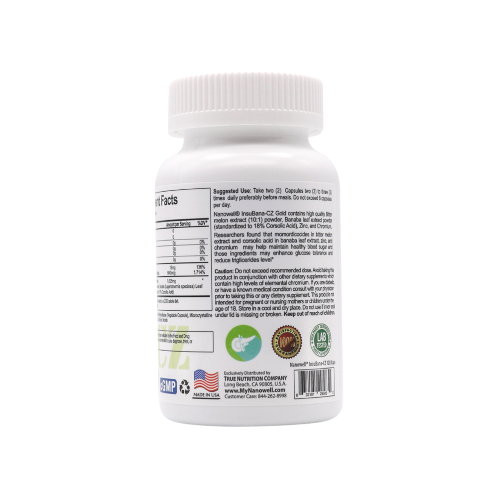 [Premium Quality Nutritional Supplements Online]-Nanowell®