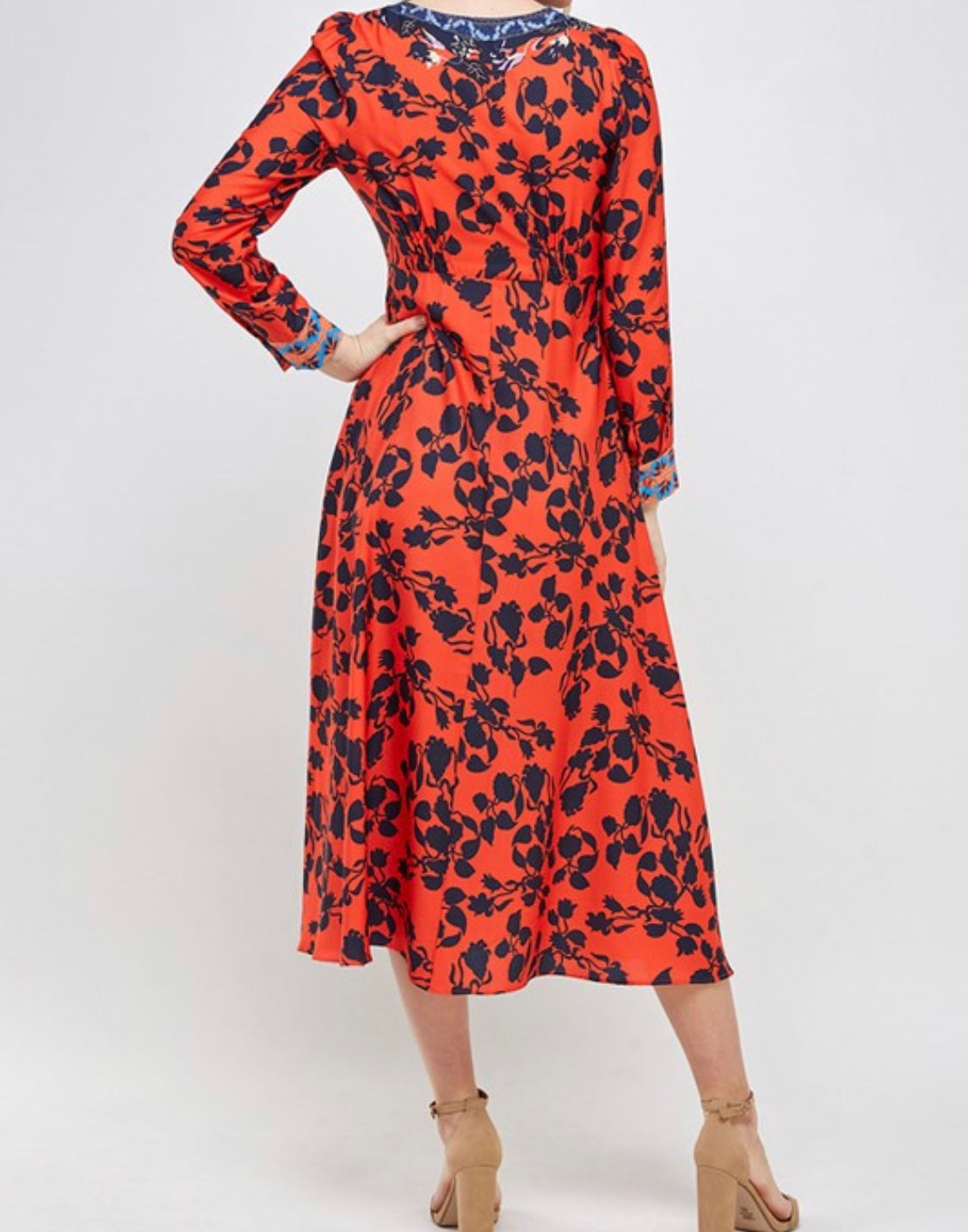 Rachel Long Sleeve Dress