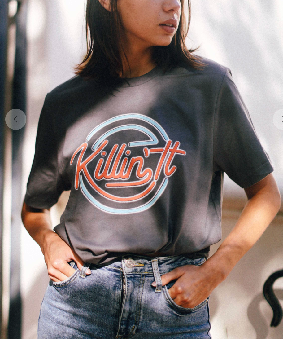 Addie Killin' It Tee