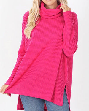 Hot Lady Pink Sweater