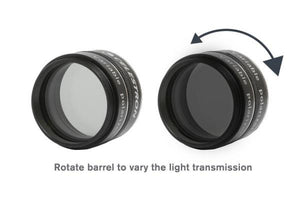 "Celestron 1.25"" Neutral Density Moon Filter"
