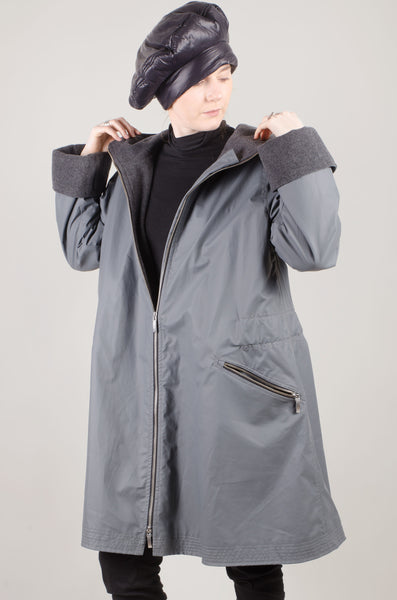 WATERPROOF - Parka Coat - Grey