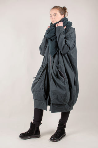 RUNDHOLZ- Parka Pocket Coat