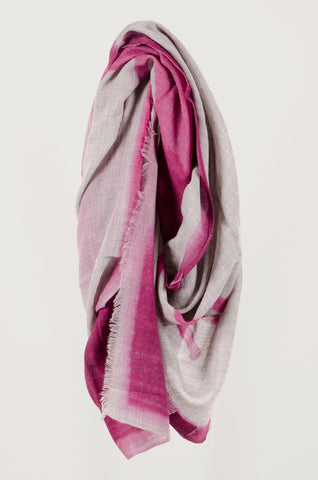 SCARF - Raspberry Ripple