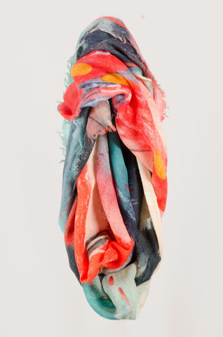 SCARF - Red Yellow Blue