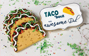DIY Fathers day Cookie Decorating Kit