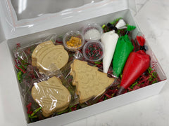Christmas DIY Cookie Decorating Kit