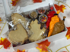 Fall Cookie Decorating Kit
