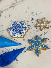 Winter DIY Cookie Decorating Kit