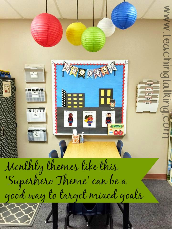 Working with Speech Therapy Mixed Groups Made Easy