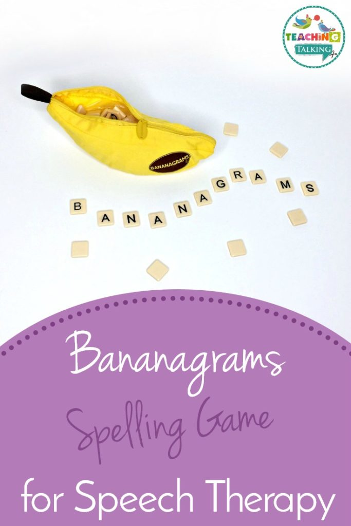 Bananagrams Game-Cover