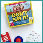 best board games for speech therapy - Don't Say It
