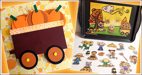 Fall Speech Therapy Activities