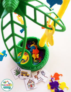 Monkey Articulation Therapy Games