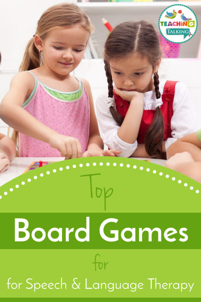 Best Board Games For Speech Therapy And Communication Development