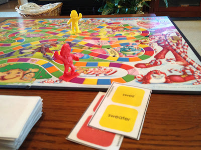 Candy Land for Speech Therapy