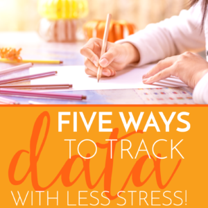 Speech Therapy Data Tracking with Less Stress: Advice for SLPs