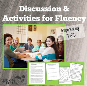High School Speech Therapy Activities - Brought to you by Activity Tailor