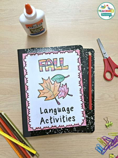 Starting Speech Therapy Notebooks Made Quick and Easy