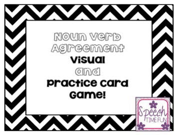Middle School Speech Therapy Activities - Brought to you by Speech Time Fun